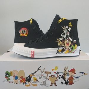 Looney Toons Kith Converse Shoe
